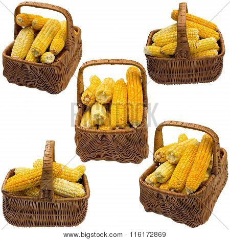 Corn Basket.
