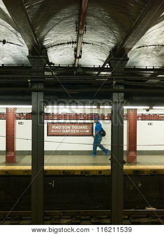 Under New York