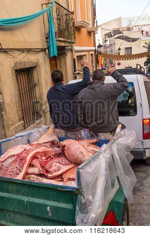 Traditional Slaughter Festival