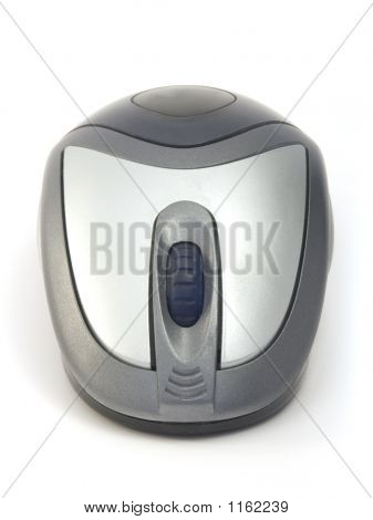 Used Computer Mouse - Front View