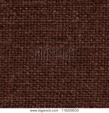 Textile Pattern, Fabric Exterior, Umber Canvas, Parchment Material, Closeup Background