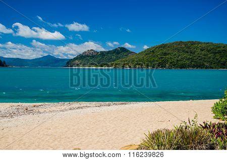 Beach On Daydream Island