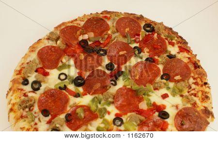 Half Slice Pizza