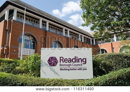 Reading Borough Council Headquarters