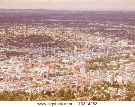 Stuttgart, Germany Vintage