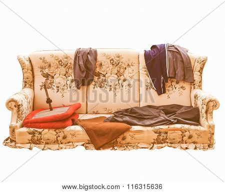 Old Sofa Vintage