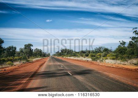 Road In Australia