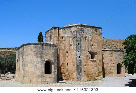 Saint Titus Basilica In Gortyn