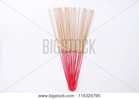 Group Of Joss Stick