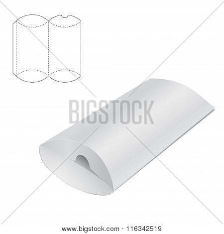 Pillow folding box A