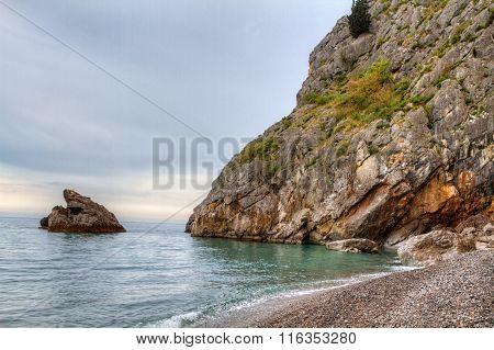Crimea Northern Coast Of The Black Sea