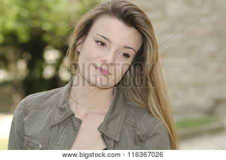 Beautiful Dreamy Girl