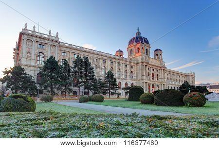 Natural History Museum, Vienna