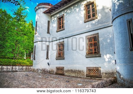 Old Villa Built In Late 1800S