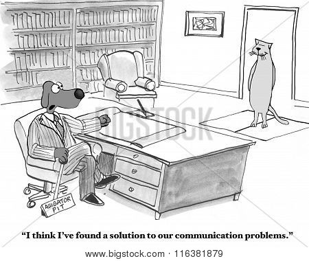 Solving the Communication Problem