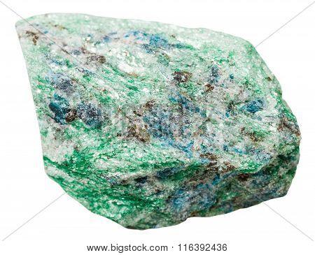 Crystalline Fuchsite (chrome Mica) Mineral Stone