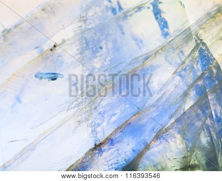 Background From Moonstone (adularia) Gem Stone