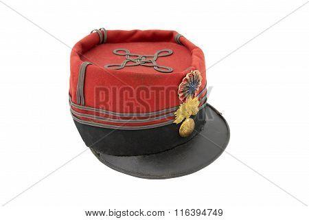 Uniform Cap Of French Grenadier