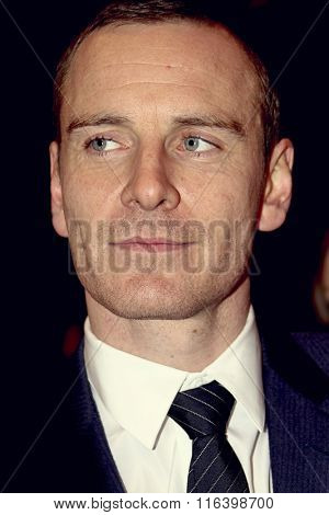 BERLIN, GERMANY - FEBRUARY 15: Michael Fassbender attends the 'Haywire' Premiere during day seven of the 62nd Berlin Film Festival at the Berlinale Palast on February 15, 2012 in Berlin, Germany.