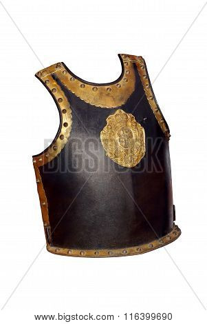 Cuirass of Russian gentleman-at-arms (lifeguard)