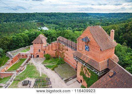 Latvian Attraction - Old Castle.