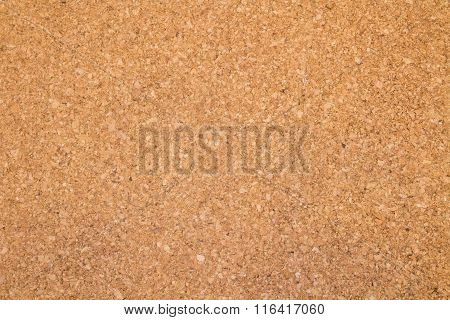 Brown Bulletin Board