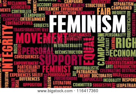 Feminism Ideology for Equality and Fair Treatment