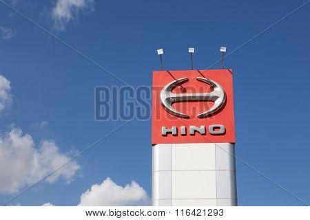 Hino Trucks Dealer In Oman