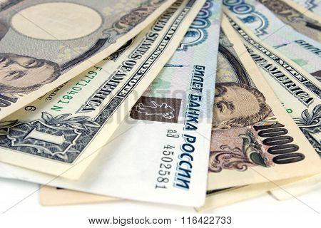 Still different currencies