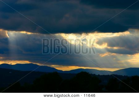 Stormy Skies Await