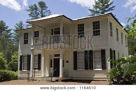 Zachary Tolbert Old Home