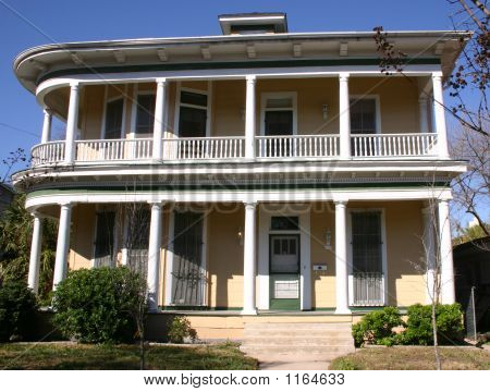 Victorian House San Antonio