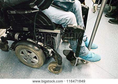 Disabled Subway