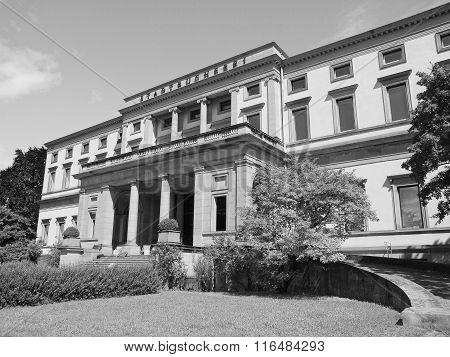 Stadtbuecherei (city Library), Stuttgart