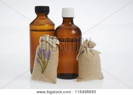 concept image of the aromatheraphy
