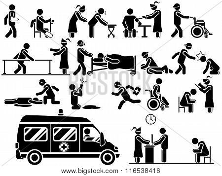 Icon Man Hospital