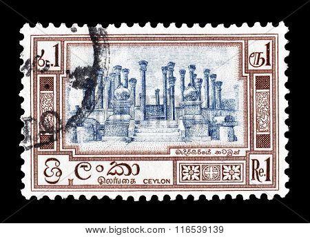Ceylon 1950