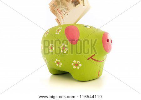Piggybank - coffer