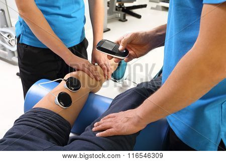 The magnetic field, rehabilitation