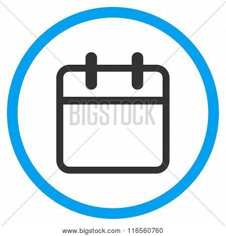 Binder Leaf Circled Icon