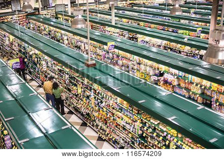 Trend-setting, Grocery Store