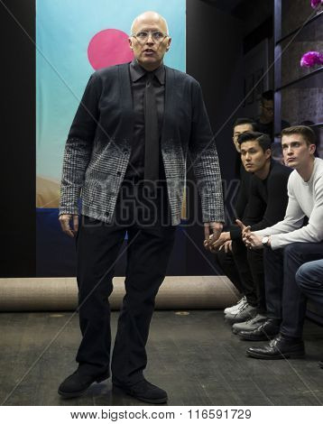 Stephen F - Fall/winter 2016 Collection