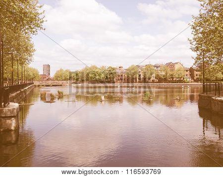 Surrey Water, London Vintage