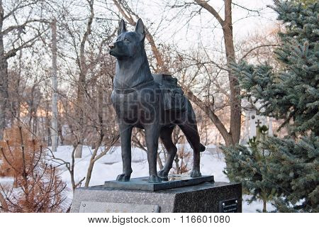 Monument Dogs - The Demolition Of Tanks In Volgograd