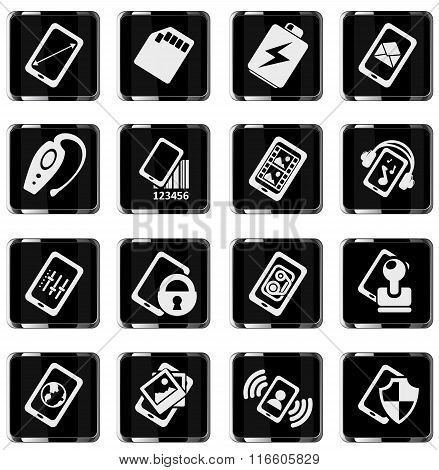 Mobile or cell phone, smartphone,  specifications and functions
