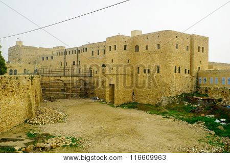 The Old British Jail Building, Acre