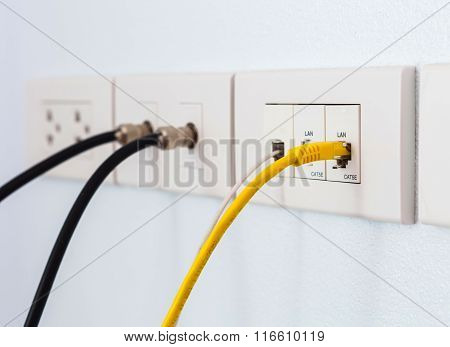 Cable Panel For New House