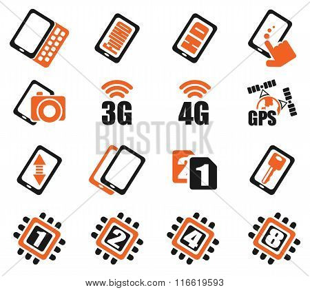 Smartphone,  specifications and functions