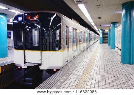 Japan Railway Station