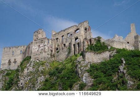 The Castle Of Beckov
